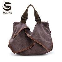 2015 Top Quality 100 Quality Brand New Women Handbags Canvas Bag Large Capacity Cool Bags Hobos