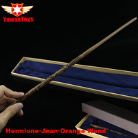High Quality Metal Iron Core Hermione Jean Granger Wand Harry Potter Magic Colsplay Magical Wand Toys