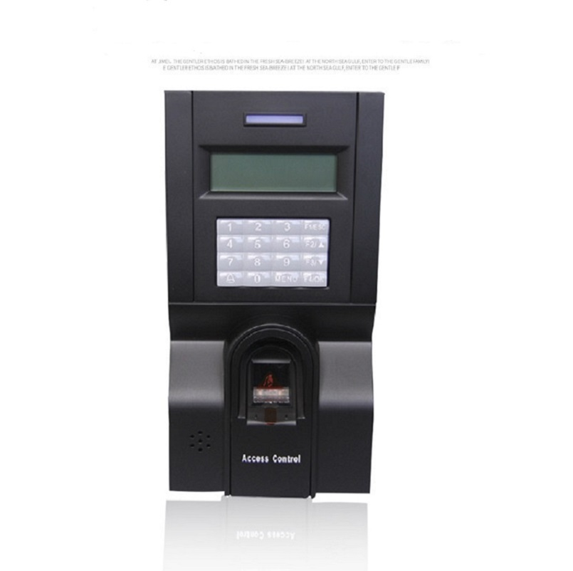 Door Access Control Terminal ZK F8 Fingerprint Access control With 125K RFID Card TCP/IP Fingerprint Time Clock door access control terminal zk f8 fingerprint access control with 125k rfid card tcp ip fingerprint time clock