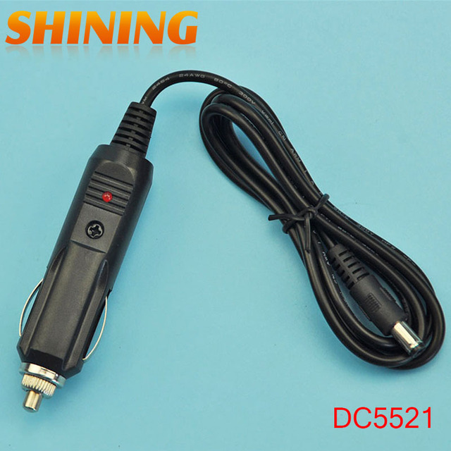 1pcs High Quality All Copper Car Charger 12V / 24V Power Adapter Car ...