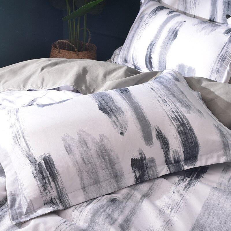 Image 4 - LOVINSUNSHINE Comforter Bedding Sets King Duvet Cover Set Quilt Cover Set Queen Size NP01#-in Duvet Cover from Home & Garden