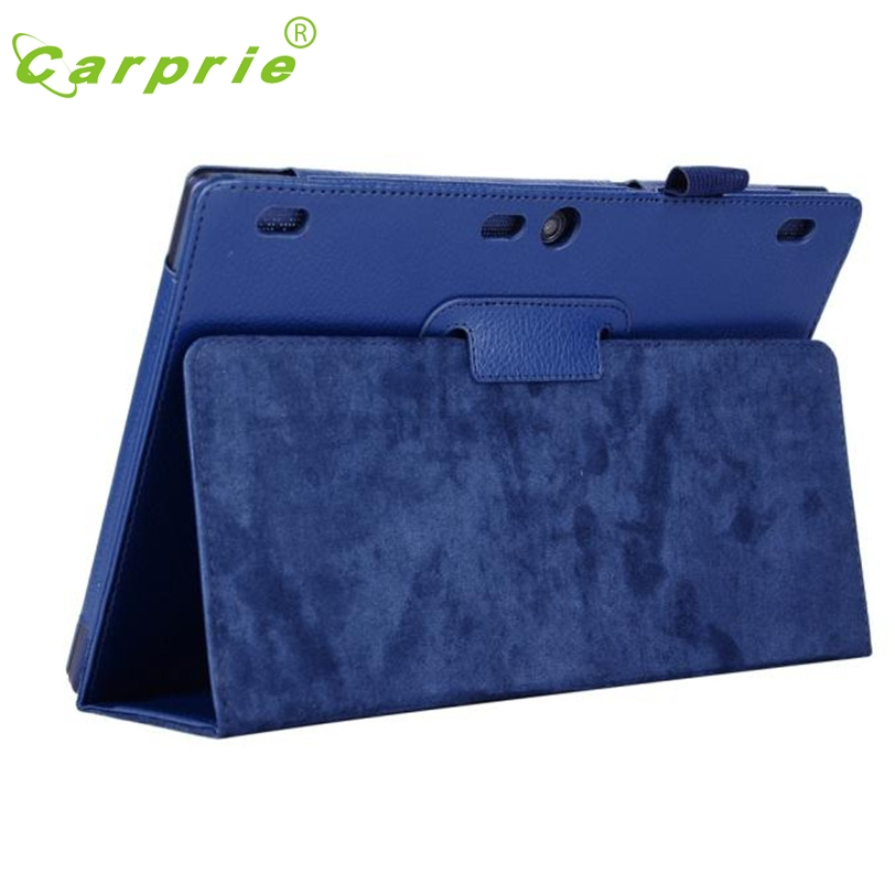 CARPRIE Foldable Stand Case Cover For Lenovo Tab2 A10-70F 10.1inch Feb9 MotherLander