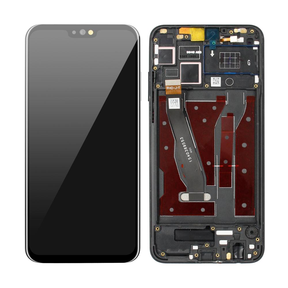 6.5'' <font><b>LCD</b></font> For Huawei <font><b>Honor</b></font> <font><b>8X</b></font> <font><b>LCD</b></font> Display Touch Screen Digitizer Glass Assembly + Frame For Huawei JSN-L21 JSN-L42 JSN-L22 <font><b>LCD</b></font> image