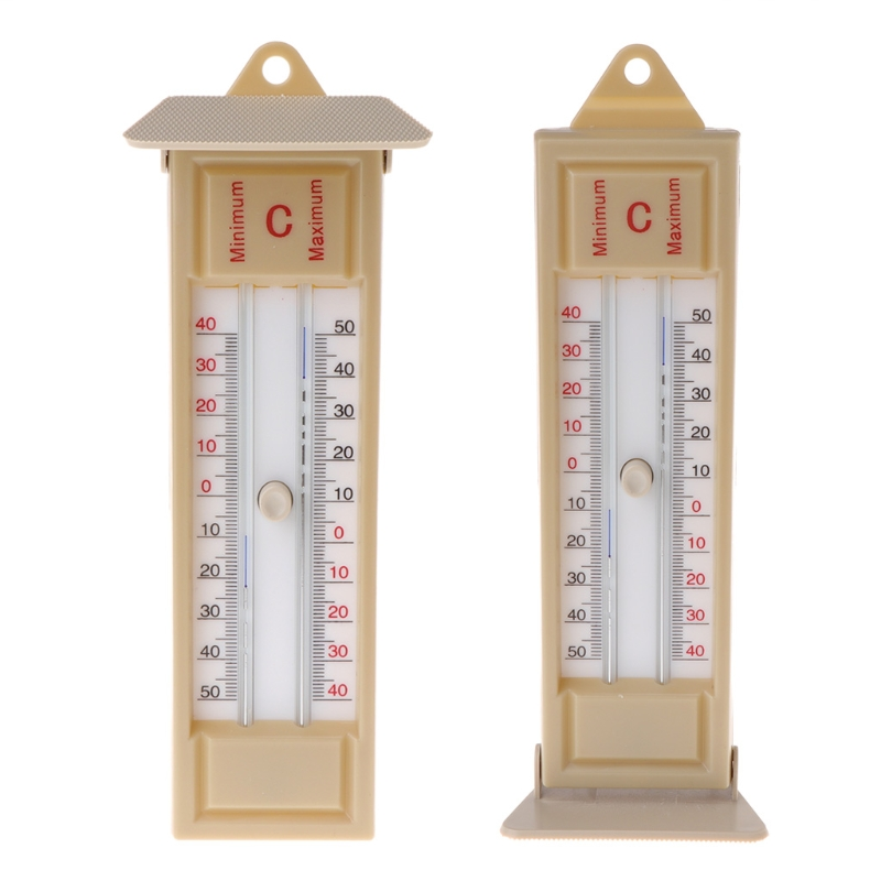 Traditional thermometer best marine wood finish