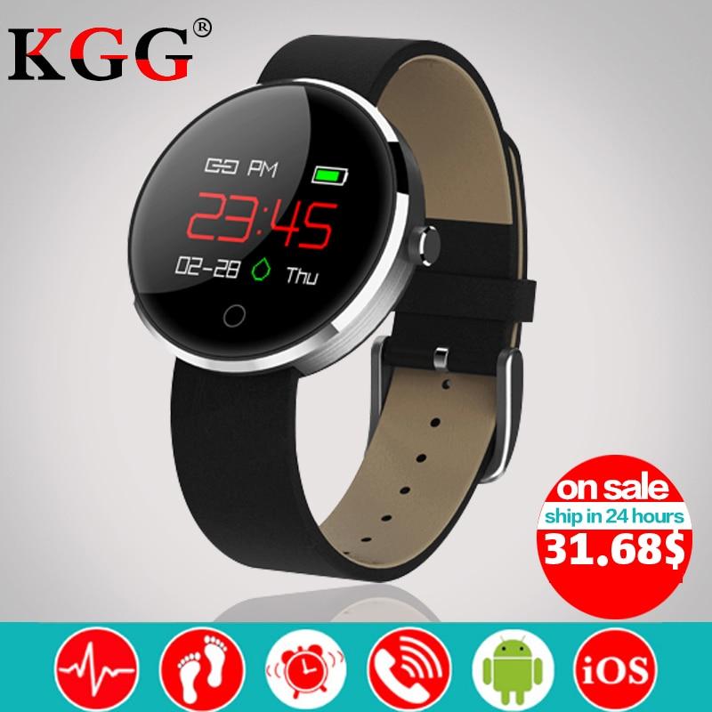 DM78 Waterproof Smart Watch Bluetooth Touch Screen Clock Fitness Bracelet Heart Rate Fitness tracker For Men