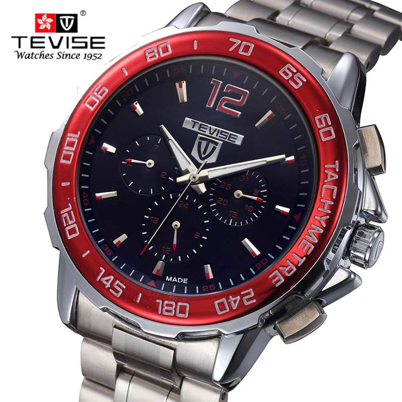 rotator discs dreams watch men Luxury Brand Military Automatic Mechanical Watches stainless steel Men's Watches Relojes Hombre rotator