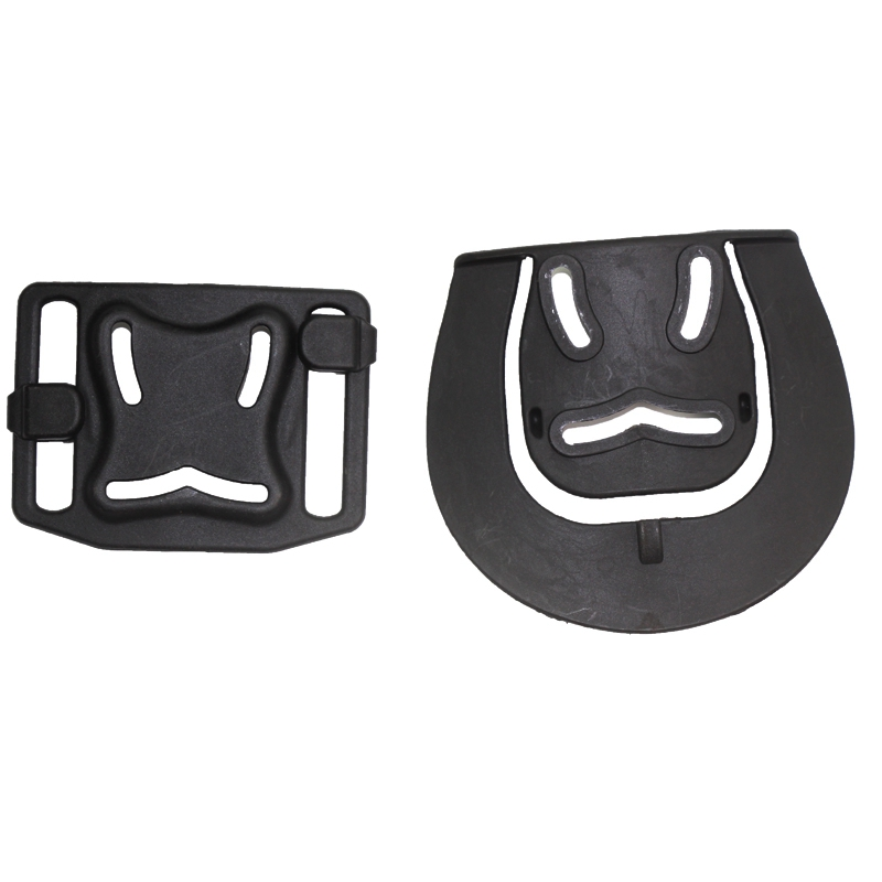 CQC Holster Plateform Belt Loop Paddle Tactical Holster for G17 M9 USP