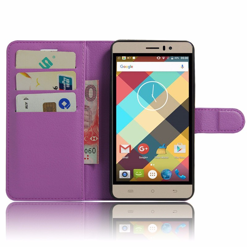 For Cubot Rainbow Case Luxury Wallet PU Leather Back Cover Case For Cubot Rainbow Case 5.0 Flip Protective Phone Bag Skin Stand (19)