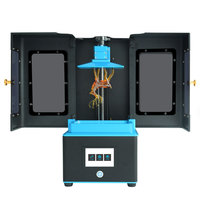 2019 New Ultrabot LCD UV Light Curing 3D Printer for jewelry dental Photosensitive Resin Large Angle structure design 2K Screen