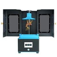 Tronxy Ultrabot LCD UV Light Curing 3D Printer for jewelry Off Line SLA 250ml Resin and USB flash drive 8G U disk key as gift