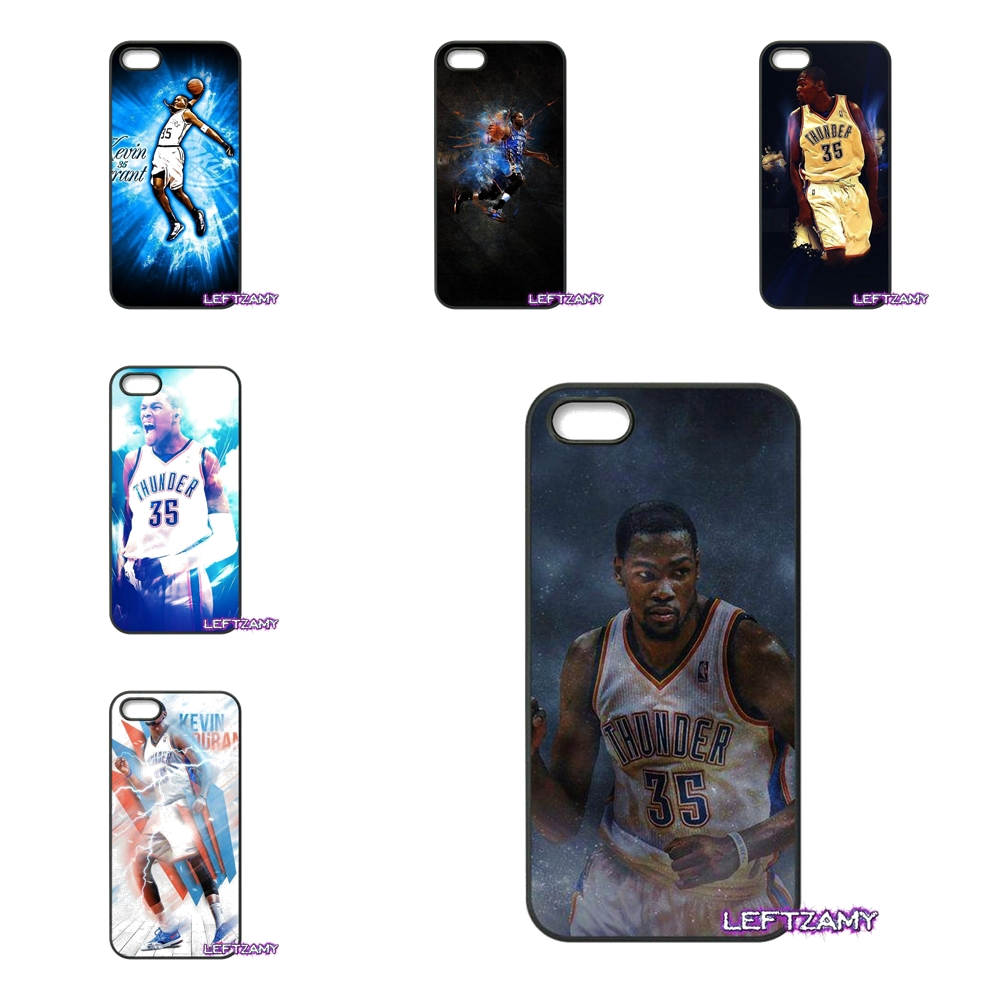 KD Kevin Durant Basketball Fans Hard Phone Case Cover For iPhone 4 4S 5 5C SE 6 6S 7 8 Plus X 4.7 5.5 iPod Touch 4 5 6