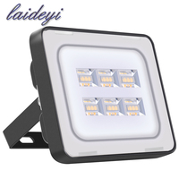 5pcs 20W Best Rated Led Flood Lights Outdoor IP65 Waterproof Ultra Thin Led Lighting Outdoor Floodlight