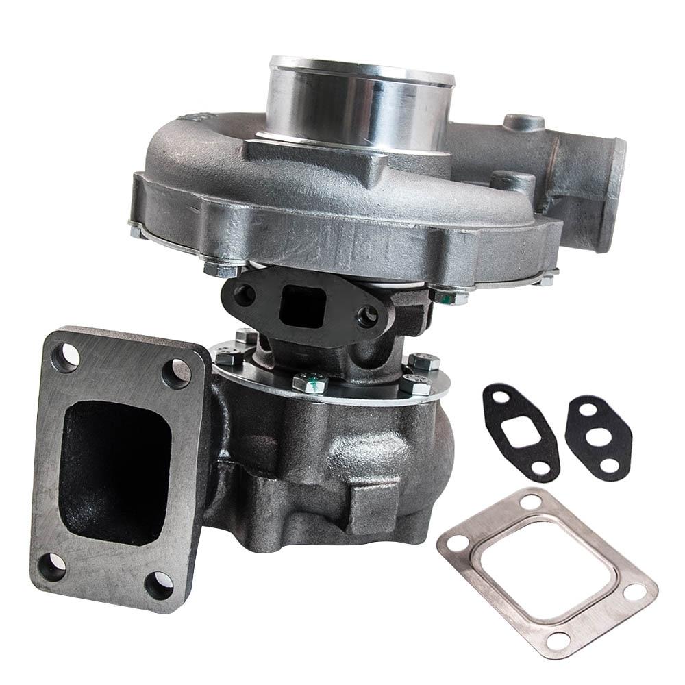 Pour HONDA PREDULE S2000 FIT ELEMENT T3/T4 T04E Turbo A/R. 63 ACCORD CIVIC CRX SI pour Turbo chargeur hybride. 50 A/R T04E T3 T4