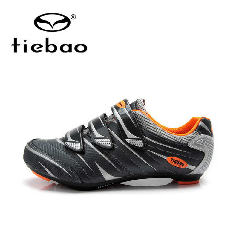Tiebao Men Women Road Cycling Shoes Self-Locking Bicycle Shoes Bike Breathable Nylon-Fibreglass Sport Shoes zapatillas ciclismo tiebao nylon fibreglass road sports clismo shoes road bike cycle athletic clismo cycling bike shoes for men 46size