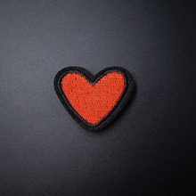 US $0.13 20% OFF|Heart (Size:3.2x4.0cm) Cloth Badges Mend Decorate Patch Jeans Bag Hat Clothes Apparel Sewing Decoration Applique Badge Patches-in Patches from Home & Garden on Aliexpress.com | Alibaba Group