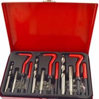88 pieces car Thread tapping repair Auto maintenance tools M6 M8 M10 tool