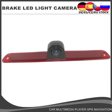 цена на Car Reverse Brake Light Camera HD Rear View Camera for For Mercedes Benz Sprinter For Volkswagen VW Crafter Backup Camera Night