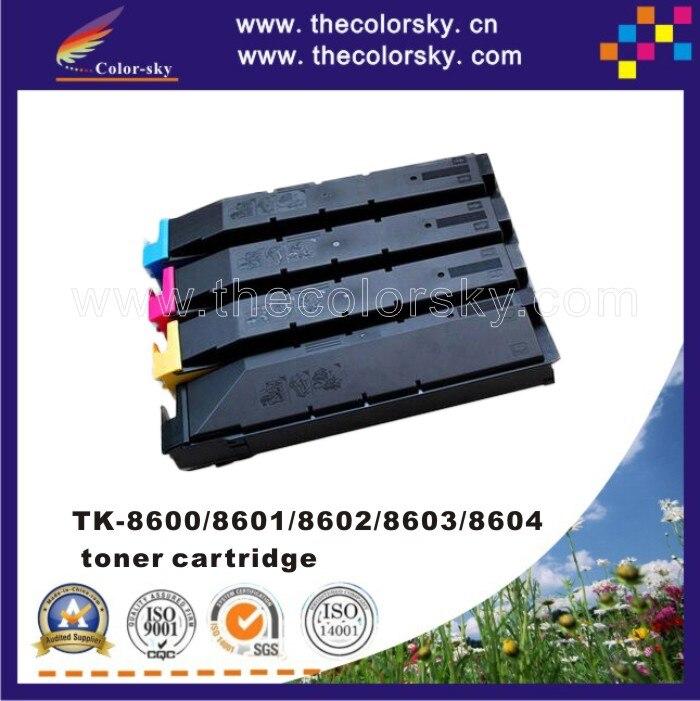 (CS-TK8600) toner laserjet printer laser cartridge for Kyocera TASKALFA 8600DN 8650DN TK-8600 TK-8601 TK-8602 TK-8603 TK-8604(CS-TK8600) toner laserjet printer laser cartridge for Kyocera TASKALFA 8600DN 8650DN TK-8600 TK-8601 TK-8602 TK-8603 TK-8604