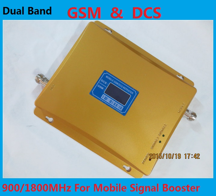 LCD Display !!! GSM 900Mhz / DCS 1800MHz Dual Band Signal Booster , GSM DCS Mobile Phone Signal Repeater Booster + Power AdapterLCD Display !!! GSM 900Mhz / DCS 1800MHz Dual Band Signal Booster , GSM DCS Mobile Phone Signal Repeater Booster + Power Adapter