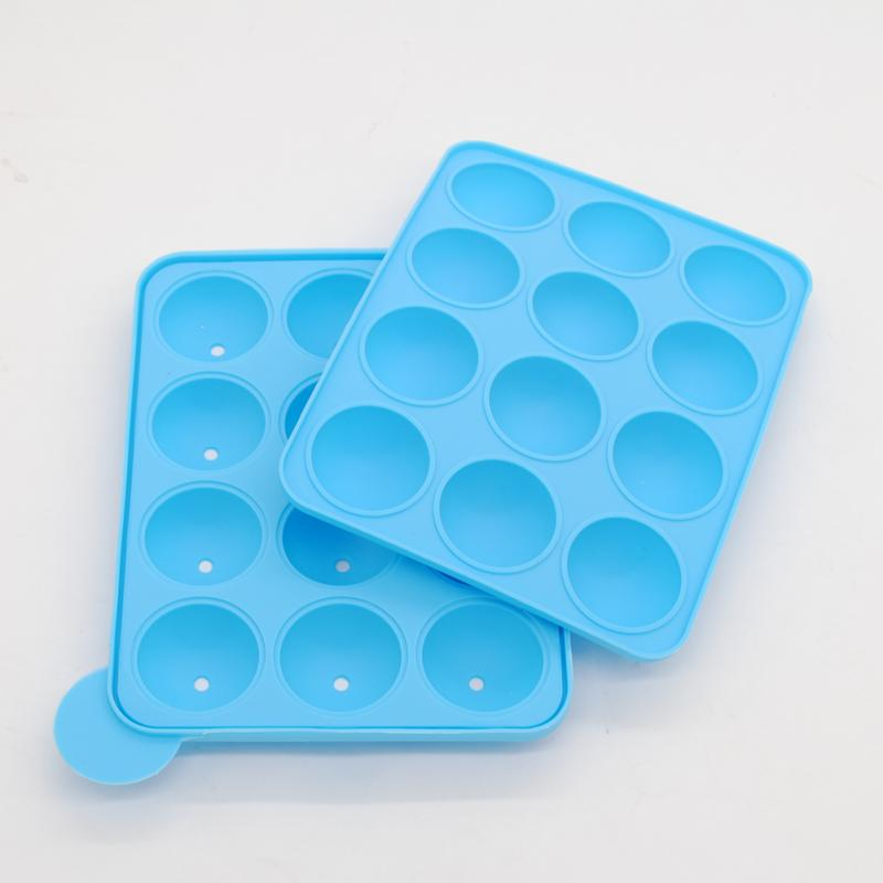 How To Use A Silicone Cake Pop Mould
