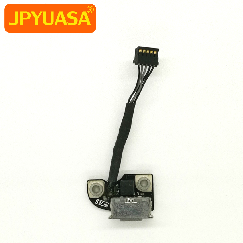 For Macbook Pro A1278 A1286 A1297 Magsafe Power DC Jack 2009 2010 2011 2012 820-2565-A 922-9307 100pcs lot 13inch 15inch 17inch for macbook pro a1278 a1286 a1297 bottom cover rubber feet
