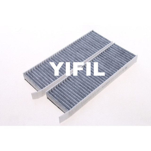 Active Carbon Cabin Air Filter 8103415 5l010 For Peugeot 3008 In