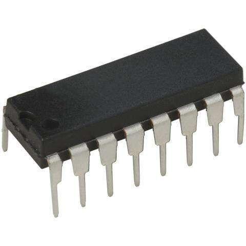 MAX232CPE   MAX232  MAXIM DIP-16