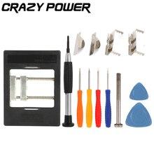 CRAZY POWER Precision Motherboard Repair Kit BGA Stationary Fixture Mobile Phone Motherboard Clamp Maintenance Tools TA00010