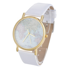 Popular airplane watch buy cheap airplane watch lots from china fashion brand casual watch women men wristwatch world map airplane pattern fabric leather quartz clock watch gumiabroncs Images