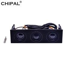 CHIPAL المدمج في المتكلم كمبيوتر مكتبي محرك الأقراص الضوئية الخارجية خزانة الصوت سماعات صغيرة محركات الأقراص الضوئية حالات مكبر صوت ستيريو