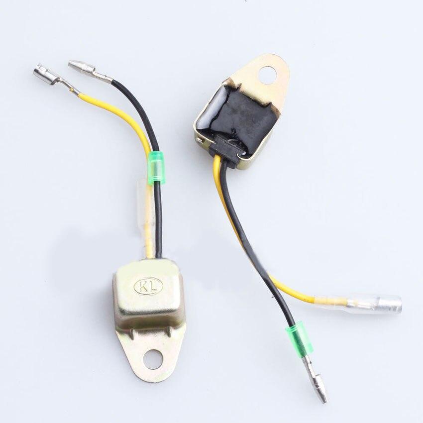 Online Shop 2Pcs Low Oil Alert Sensor For Honda GX160 GX200 GX240 – Honda Gx200 Wiring