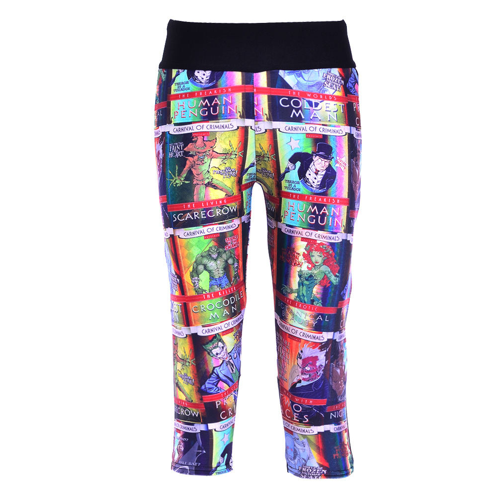 Popular Womens Polyester Spandex Capris-Buy Cheap Womens Polyester ...