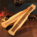 Chinese Bamboo Decor Incense Burner for Incense Sticks and Incense Cone Chinese Guqin Shape Home Decoration High Quality
