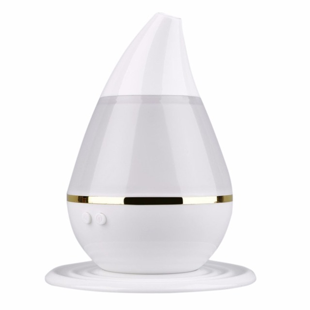 250ML Ultrasound USB Air Humidifier Purifier 7 Colors Changing LED Aroma Atomizer Moisturizing Skin Care Air Humidifier Humidifiers
