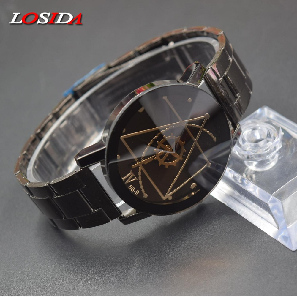 Losida 2018 Luxury Brand Watch Pair Waterproof Noctilucent Men Women Couples Lovers Watches Set Wristwatches Relogio Feminino