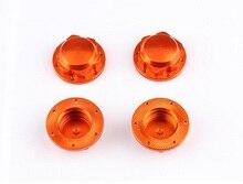 Guraranteed 100% piezas de metal de baja, CNC aleación fijación tuercas de ruedas con envío gratis 95139