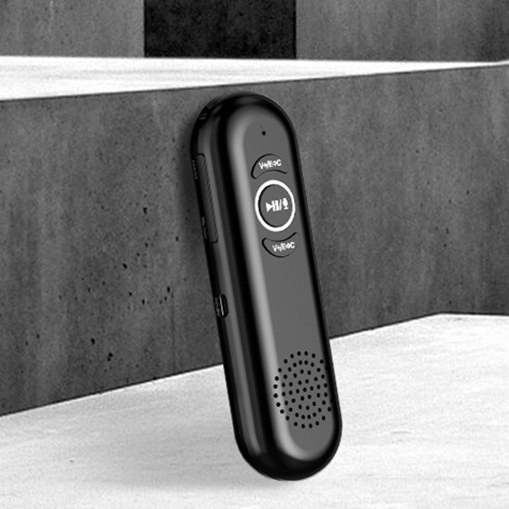 Wireless Wifi Smart Translator Chinese English Real Time Translation Mini Portable Translator Support WeChat Play