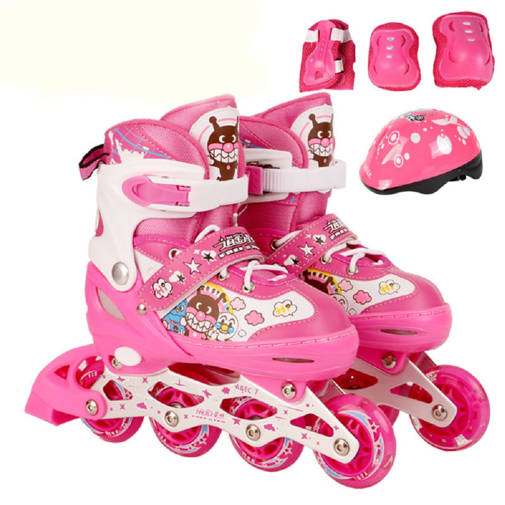 Roller skates buy nz - New Style Children Boys And Girls Roller Skate Shoes Fit 3 16 Years Old