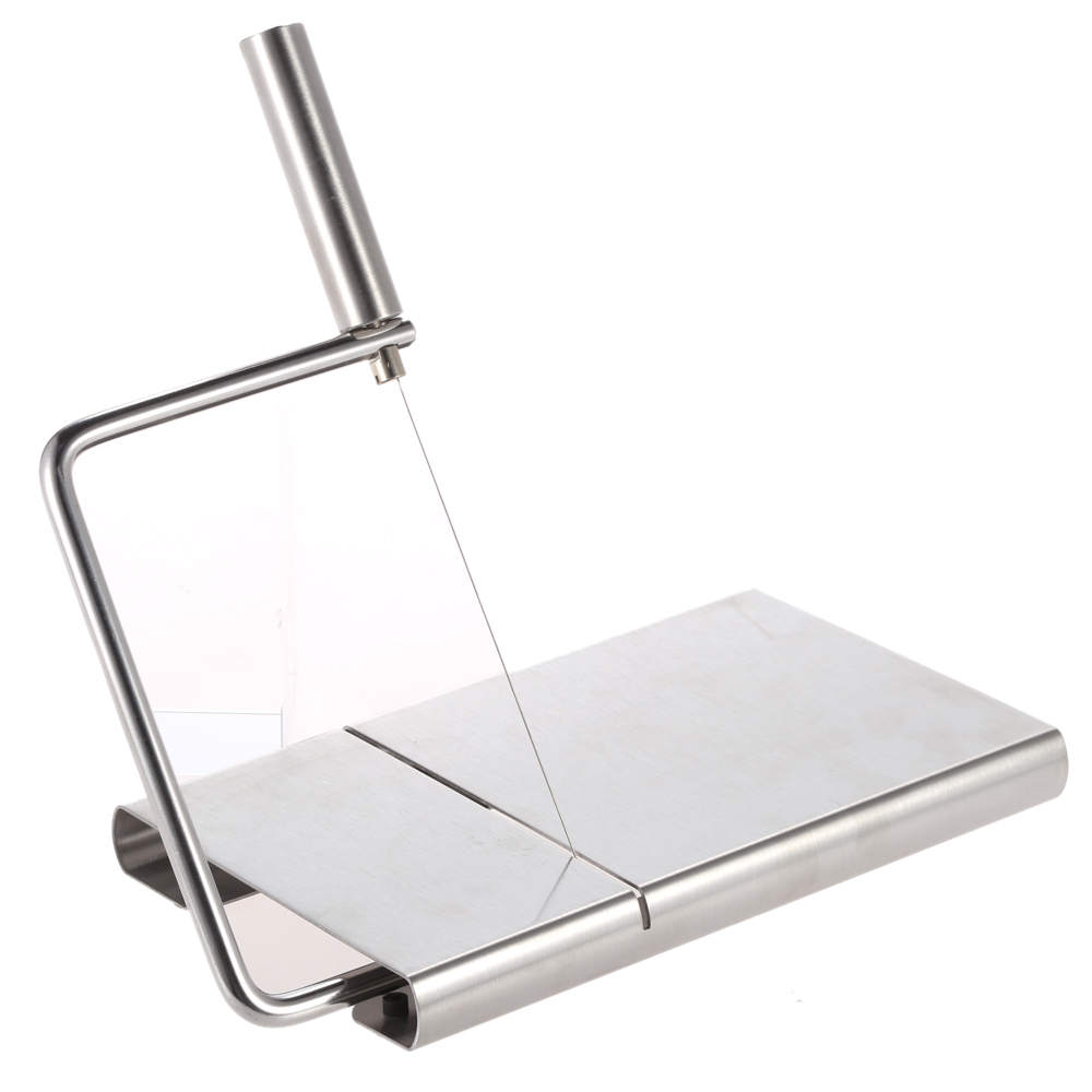 ZORASUN Professional Cheese Slicer Stainless Steel Butter Cutter ...