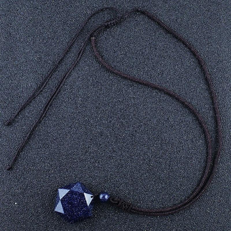 Առաքում բնական քարից կապույտ - Նուրբ զարդեր - Լուսանկար 2