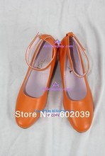 Сейлор Мун Венера косплей обувь ХОРОШЕГО качества ACGcosplay женщина обувь