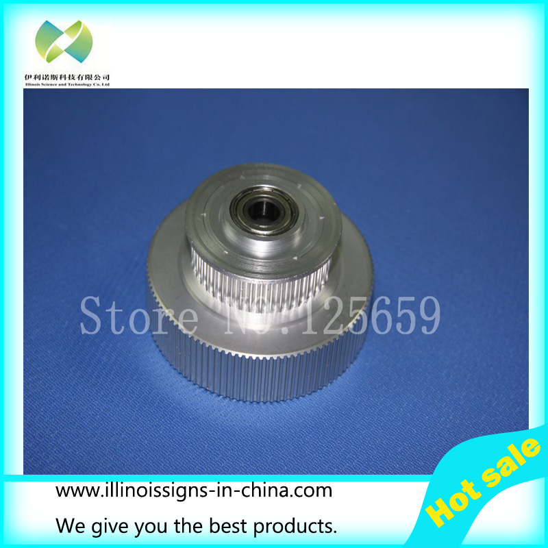 ФОТО 100% new and original Infiniti driven pulley printing machinery part