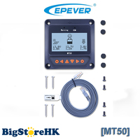 Solar Controller Remote Meter MT-50 for EPever LS-B LS-BP VS-BN Tracer-BN Tracer-A eTracer iTracer EPsolar MT50 CE ROHS