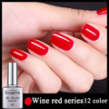 UV Gel Nail Polish Long-lasting Soak-off Gel Varnishes Beauty Gel Lacquer Nails Polish 8ML Gel Lucky