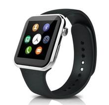 2015 New smartwatch A9 für ios unterstützung android-system, Take heart smart-uhren Freies verschiffen