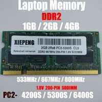 Computador portátil 2 gb 2rx8 PC2-5300S 667 mhz ddr2 ram 4 gb ddr2 800 mhz pc2 6400 s 1 gb suporte de memória portátil ddr2 533mhz pc2-4200 s