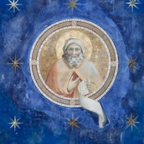 Prophet Baruch c 1305 1313 Giotto di Bondone (c 1266 1337/Florentine)  Fresco Arena Chapel Cappella degli (18 x 24)| | - AliExpress
