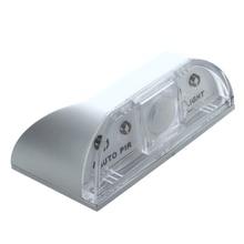 PIR Infrared Sensor Light Sensor Car 4 LED Door Lamp Light Door Lamp Lighting