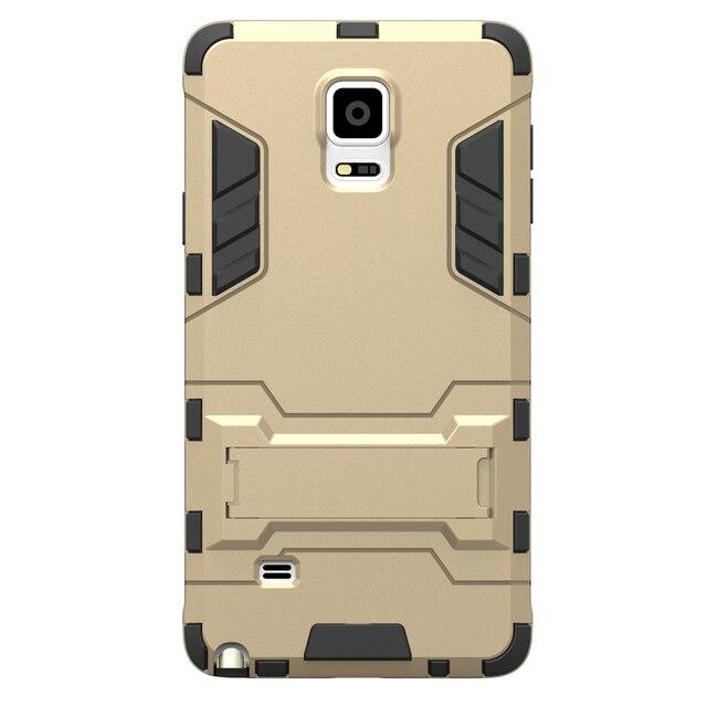 Case for Samsung Galaxy Note 4 Note4 SM-N910F SM-N910P SM-N910C SM-N910G N910u N910W8 N910F N910C N910G + stent Phone Cover