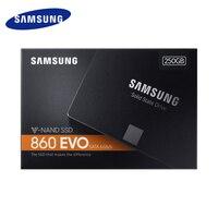 SAMSUNG SSD 860 EVO 250GB 500GB 1TB Internal Solid State Disk HDD Hard Drive SATA3 2.5 inch Laptop Desktop PC TLC 250 GB